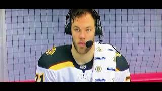 "Taylor Hall - ""Bruins"" Post Game Interview 4/27/21"