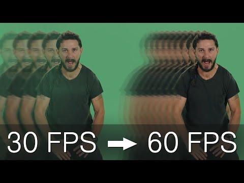 Как узнать fps в видео