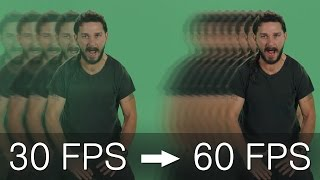 как сделать свое видео плавным