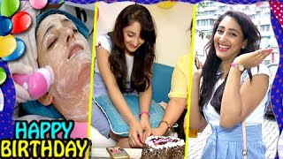 SHIVYA PATHANIA Celebrates Her Birthday With Tellymasala | Reveals Kinshuk's Special Plan
