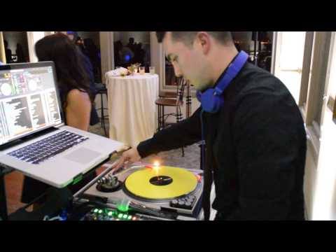 DJ Aaron Jacobson Live @ General's Residence Wedding San Francisco - DJ Jeremy Productions