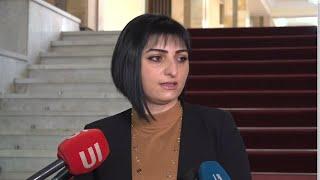 Թագուհի Թովմասյանը Շուշիի մասին խոսելիս հուզվեց