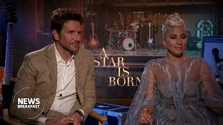 Lady Gaga and Bradley Cooper on why 'A Star Is Born' is still relevant | News Breakfast mp3