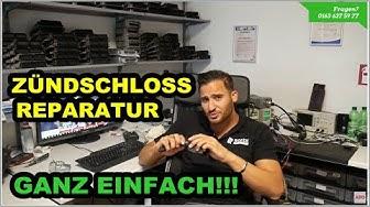 MERCEDES W204 Zündschloss Reparatur EZS / ELV TEIL 1