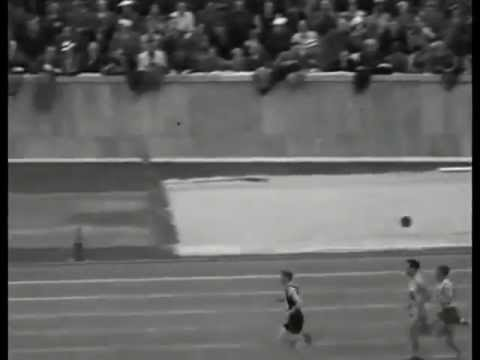 1936, 1500m, Men, Olympic Games, Berlin