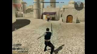 Star Wars Battlefront 2: Han Solo Runs the Streets