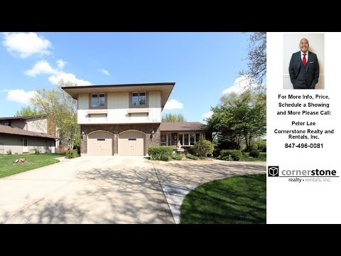 217 Mendon Lane, SCHAUMBURG, IL Presented by Peter Lee.