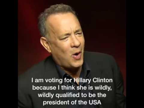 Tom Hanks VS Donald Trump