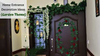 Home Entrance Decoration Ideas | Simplify Your Space