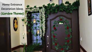 Home Entrance Decoration Ideas | Simplify Your Space