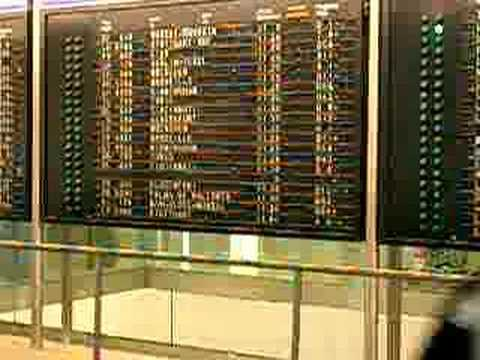 Flight Status Frankfurt Airport