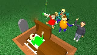 Baldi's Basics Funeral (Roblox Animation)