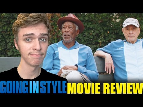 Going in Style - Movie Review