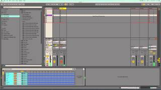 Ned Rush = Glitch Racks in Ableton