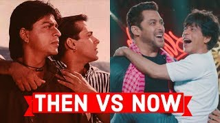 Then vs Now - Which Bollywood Song Do You Like The Most? (Bollywood Actors)