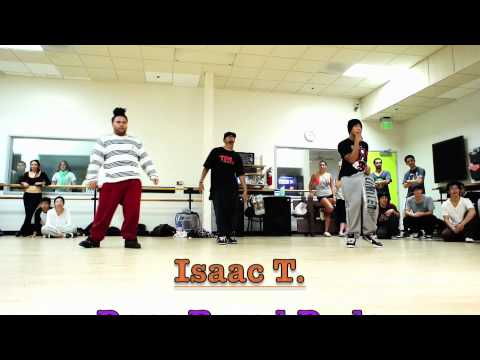 Rock City ft. Gyptian - Hold Yuh Choreo: Dom from Guam @ BZ