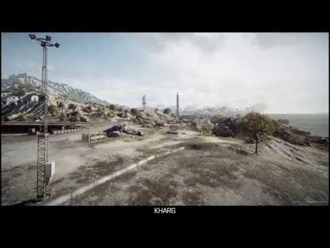 Battlefield 3 Loading Music - Kharg Island