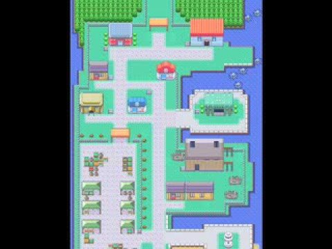 Pokemon Ruby Sapphire Emerald Slateport City Youtube