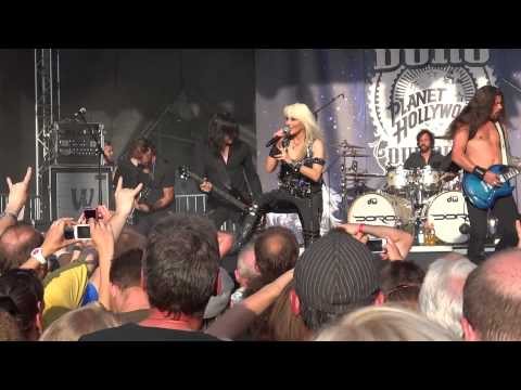 Doro - I rule the Ruins Live - Stadtfest Duisburg 25.7.2013