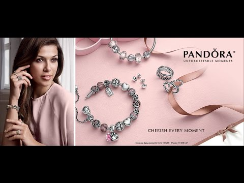 PANDORA 2015 Valentines Collection Rogers Jewelry Co