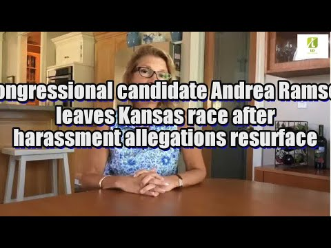 Congressional candidate Andrea Ramsey leaves Kansas race after harassment allegations resurface from YouTube · Duration:  6 minutes 24 seconds