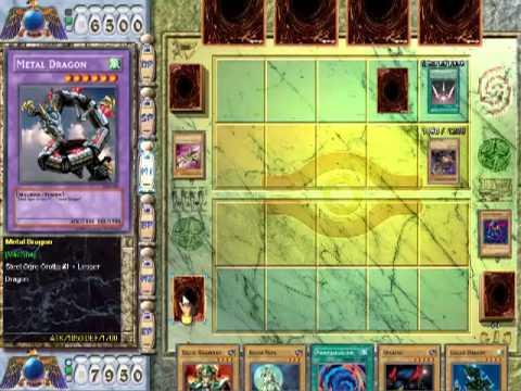 Yu-Gi-Oh Power of Chaos Yugi the destiny Gameplay
