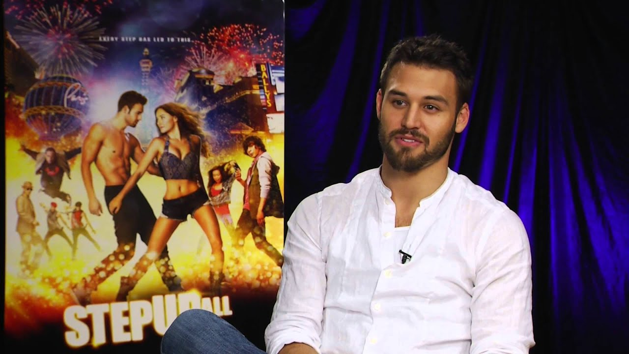 Ryan Guzman Step Up All In Step Up All In star Ry...