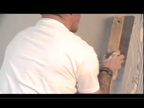 tutoriel comment enduire un mur ab m avec gecko youtube. Black Bedroom Furniture Sets. Home Design Ideas