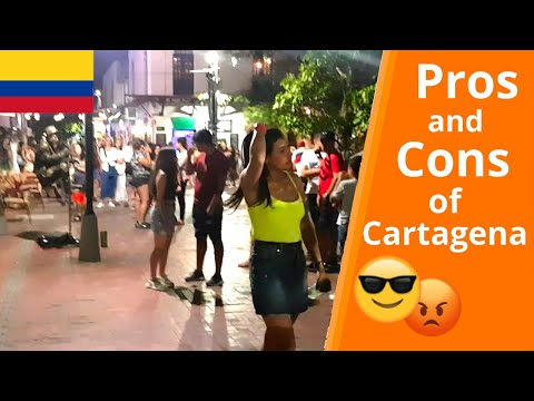 Cartagena Colombia Pros and Cons | Living in Colombia