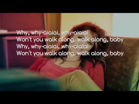Karaoke / Instrumental - Trijntje Oosterhuis - Walk Along (Lyrics) Eurovision - The Netherlands