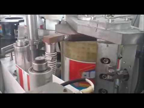 Pozisyonlama Üniteli Rotary Etiketleme Makinası - Ersey Makina