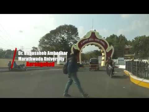 Campus Tour - Dr. Babasaheb Ambedkar Marathwada University