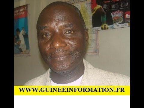 Amadou Diouldé Diallo, journaliste: le pr Alpha Condee prépare une guerre civile larvée au Fouta