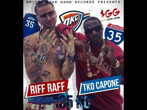 TKO CAPONE x RIFF RAFF - OKLAHOMA I 35 (Rap Game i-35 Kevin Durant)