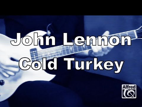 "How to Play ""Cold Turkey"" by John Lennon on Guitar - Lesson Excerpt"