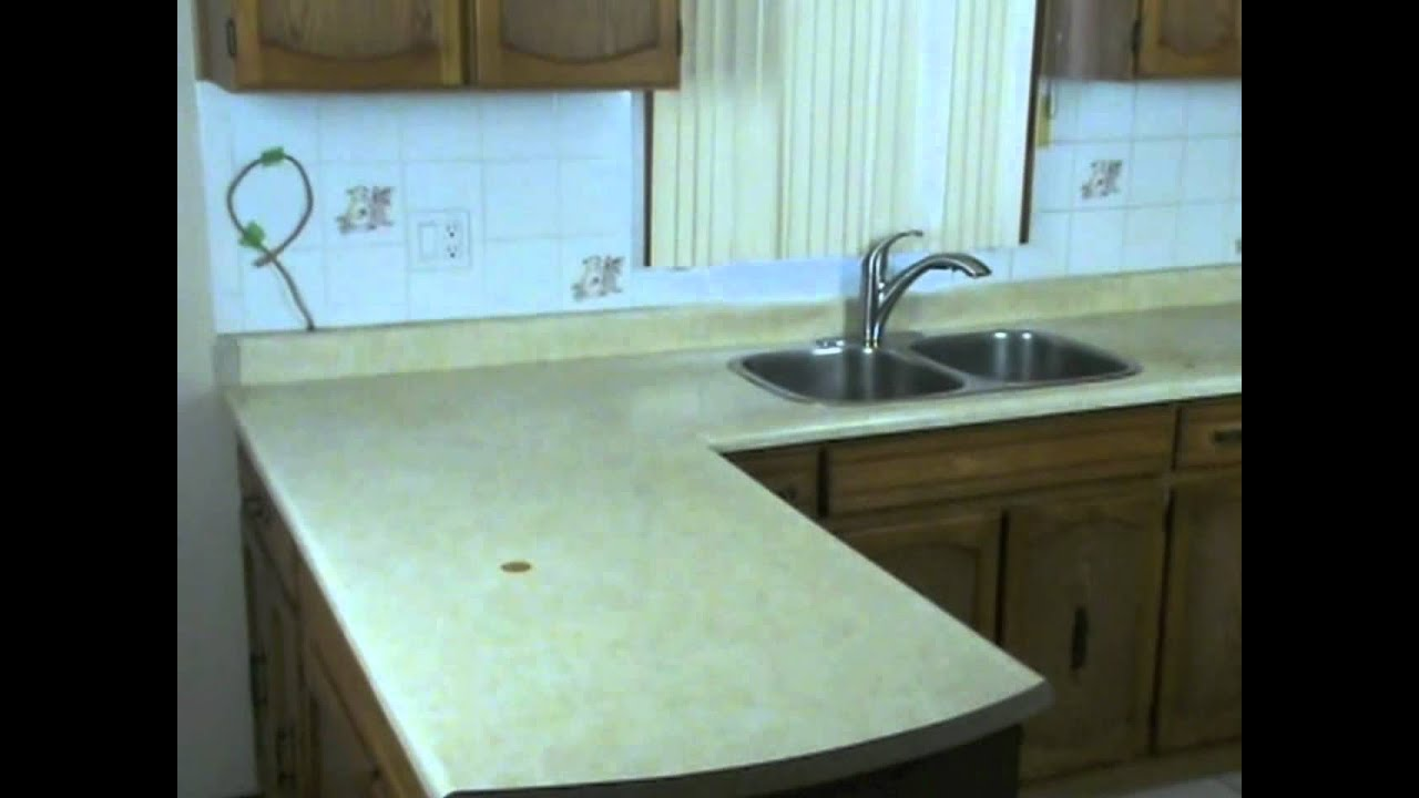 Pre-Release: Daich Countertop Kit Promo Video.mpg - YouTube