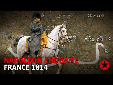 Napoleon Endgame: France 1814