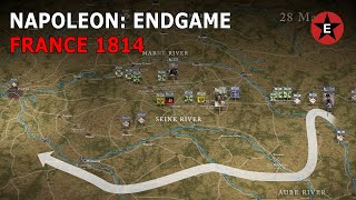 Napoleon Endgame: France 1814