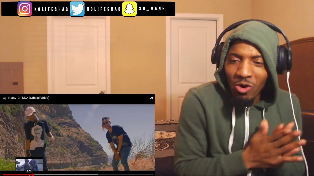 Download BRITISH AMERICAN reacts to African Rapper Nasty C- NDA