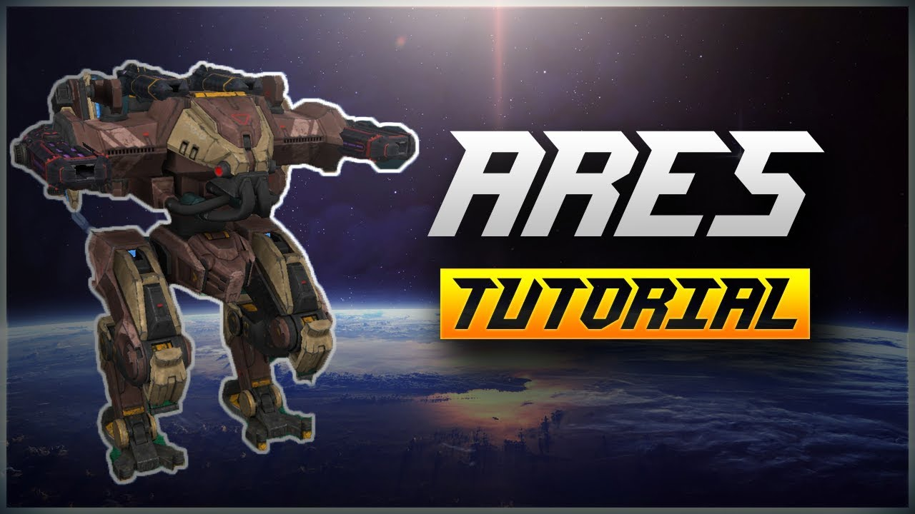 Download [WR] 🔥 TIPS To Play ARES More Effectively - TUTORIAL   War Robots