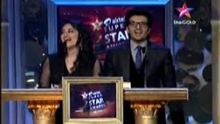 Ajay Devgan performance on star gold