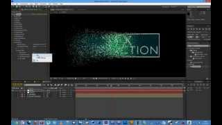 After Effects Trapcode Form Tutorial