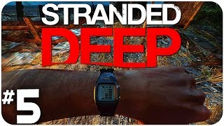DEATH IS IMMINENT! - Stranded Deep Gameplay Part 5