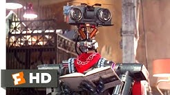 Short Circuit 2 (1988) - Johnny Five Arrives (1/10) | Movieclips