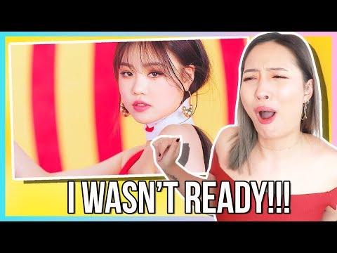 여자아이들GI-DLE - &39;Senorita&39; MV REACTION