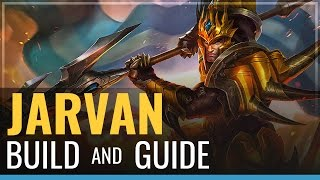 Jarvan IV Build and Guide - League of Legends