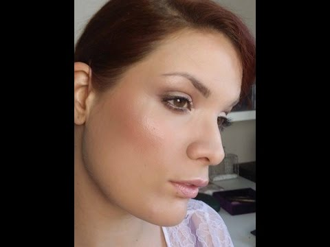 tuto maquillage yeux n 26 maquillage doux pour un bapt me mariage youtube. Black Bedroom Furniture Sets. Home Design Ideas