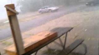 tornado in shelby township mi