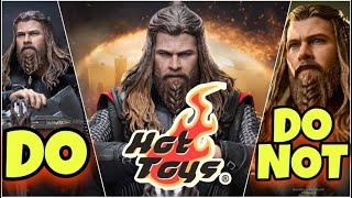 Hot Toys | Thor Avengers EndGame | DO OR DO NOT | Marvel | Figure Preview