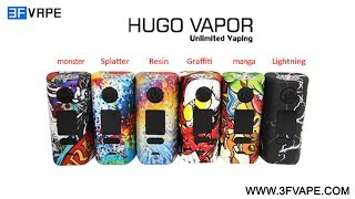 Hugo Vapor Rader Mage 218W Box Mod